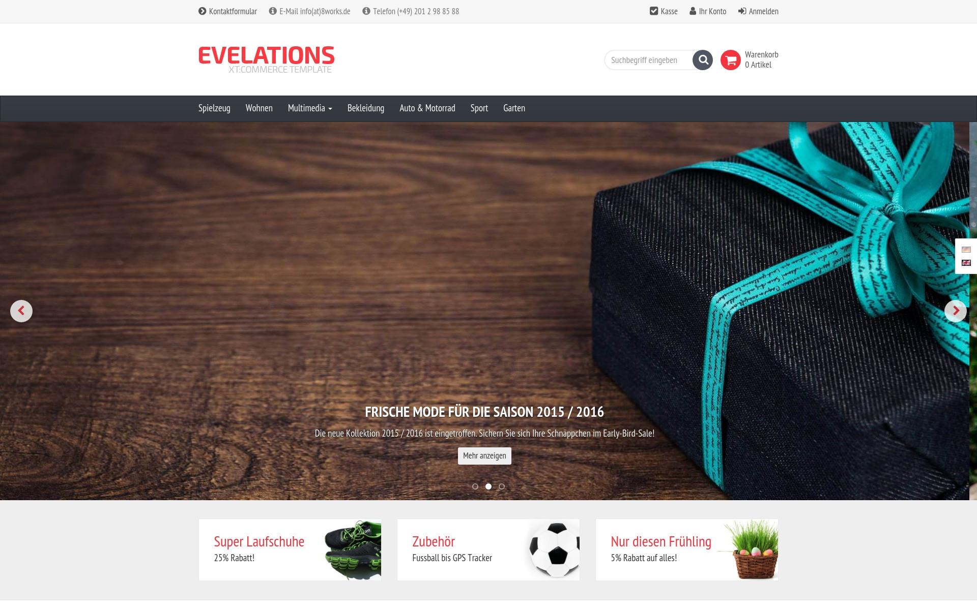 Evelations-Update 1.3.3 verfügbar